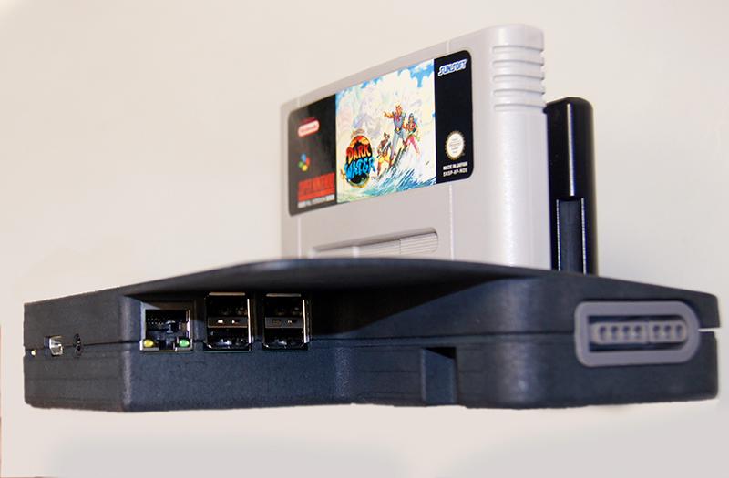 RetroPi - turn your Raspberry Pi into a retro gaming console